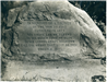 Image of gravestone for unknown soldier