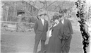 Image of three unknown people