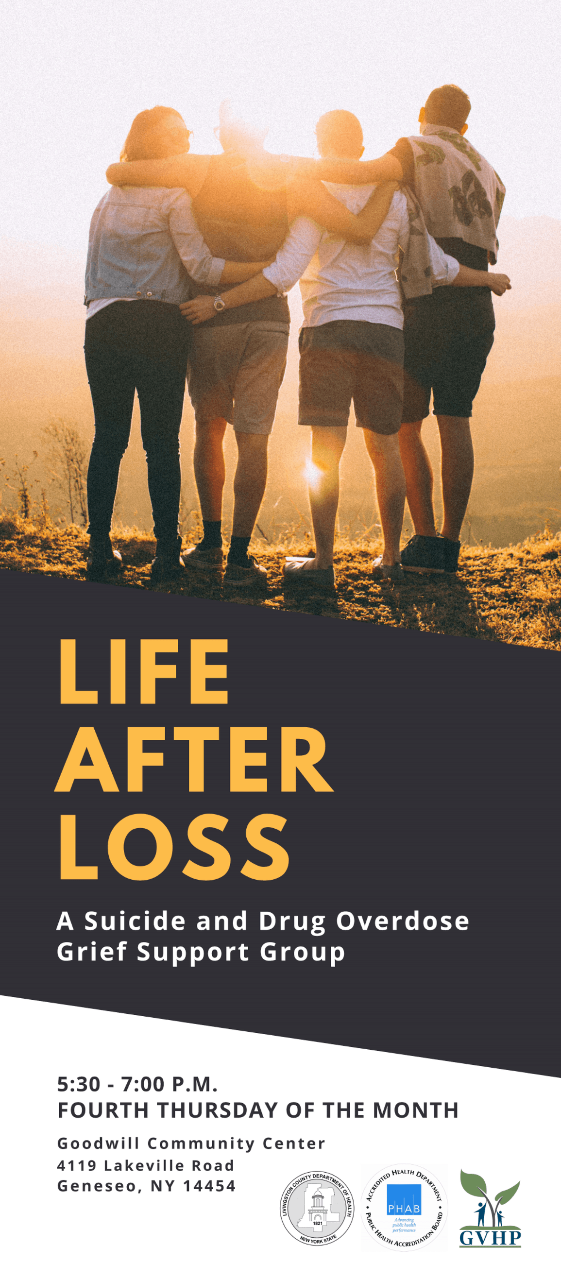 LifeAfterLoss Support Group