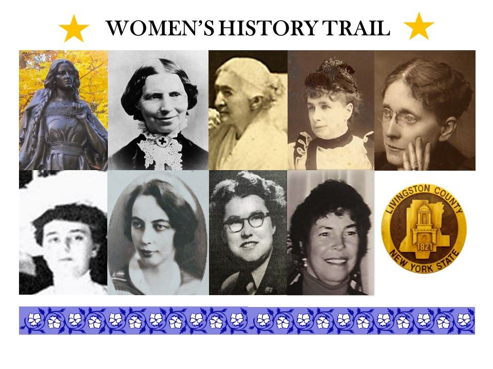Womens History Trail image