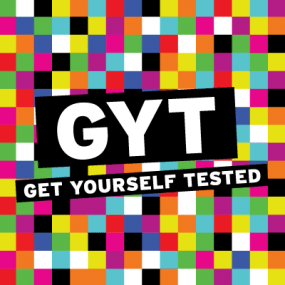 link to the CDC website regarding STD testing