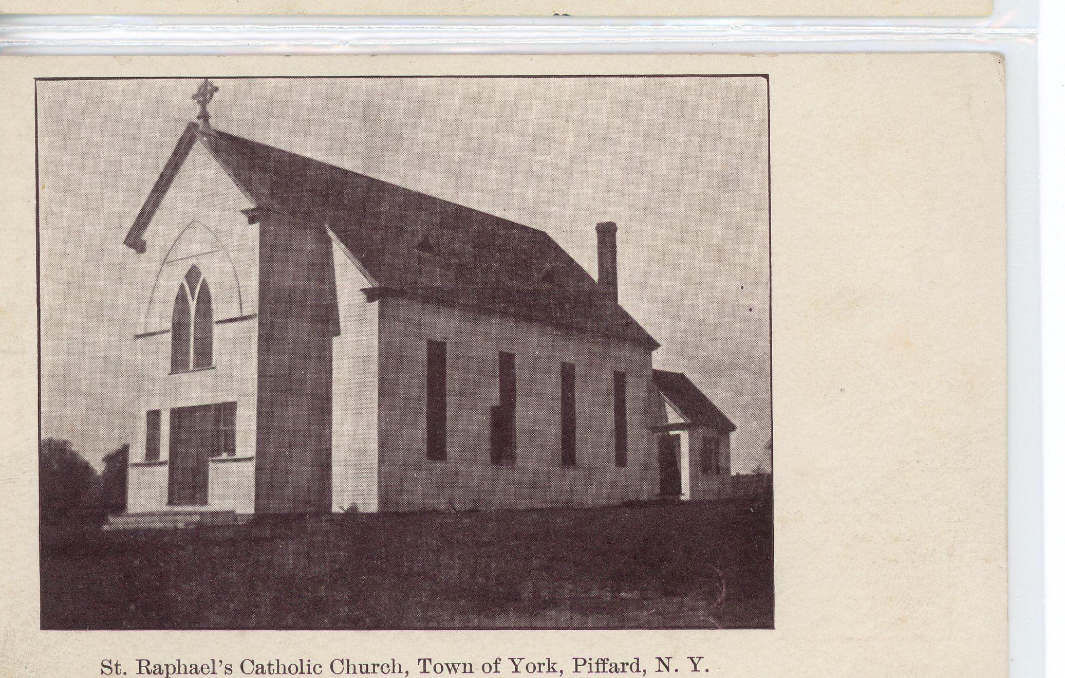 New york livingston county leicester - York 105