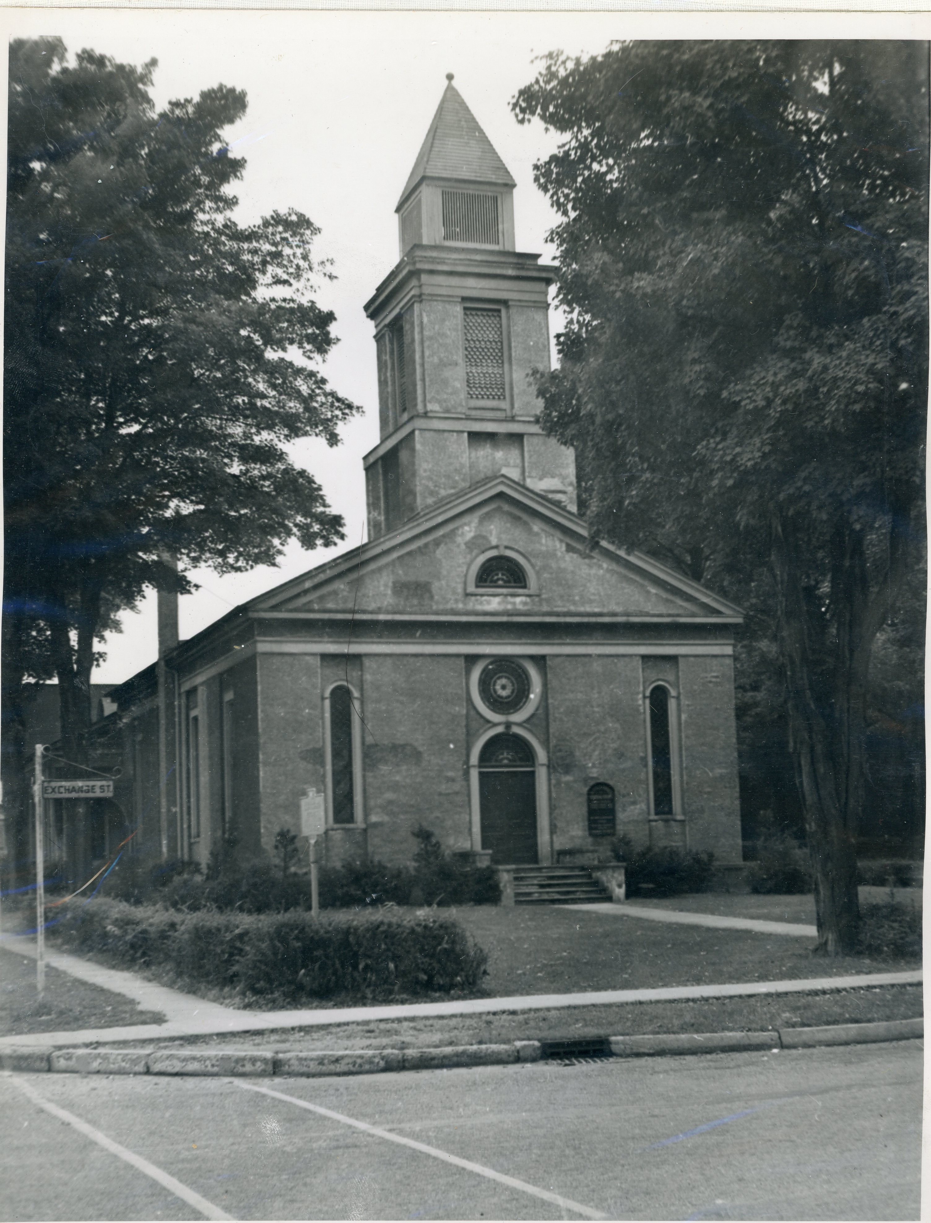 Image of Lutheran Church in Dansville