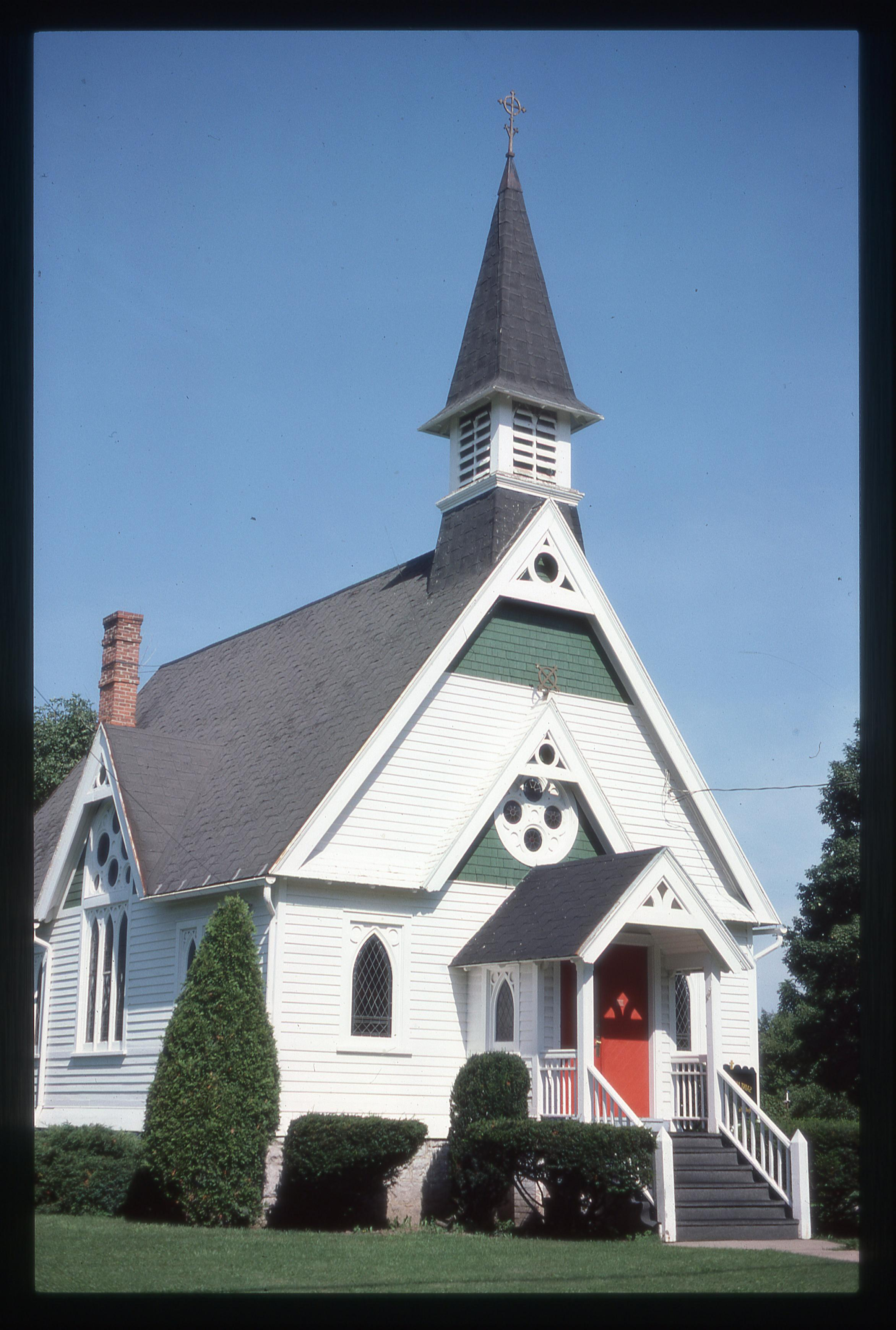 Image of St. Andrew's Church in Caledonia