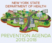 Prevention agenda picture with link to the site